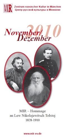 Programm November - Dezember 2010