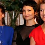 Maya Plisetskaya, Olga Agejewa und Tatjana Lukina