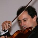 Artur Medvedev spielte für Tatjana ein Liebeslied von Rachmaninow