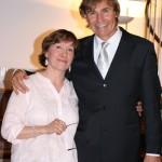Elena Weich und  Arthur Galiandin