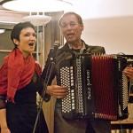 Olga Agejewa und Anatolij Fokin singen Lieblingslieder von Tatjana ...