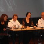 Tolstoi-Lesung mit Tatjana Lukina, Klaus Münster, Kerstin Katjusha Kozubek und Michael Tschernow
